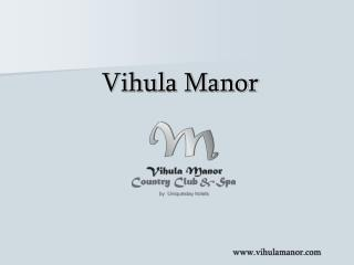 Vihula Manor