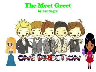 The Meet Greet by Liz Sager