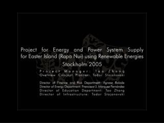 Educational Center for promotion of Renewable Energy, Ecotourism and Heritage Preservation