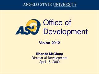 Office of Development
