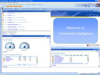 Welcome to  Connected Intelligence