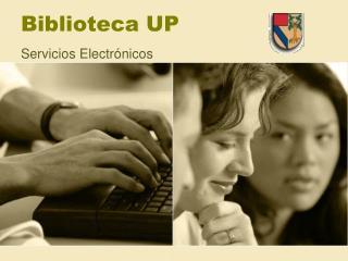 Biblioteca UP