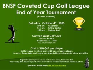 Saturday,  October 4 th ,  2008               12:45 pmRegistration
