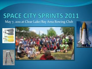 SPACE CITY SPRINTS 2011
