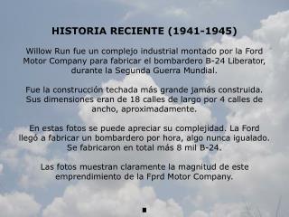 HISTORIA RECIENTE (1941-1945)