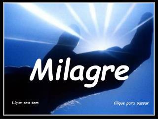 Milagre