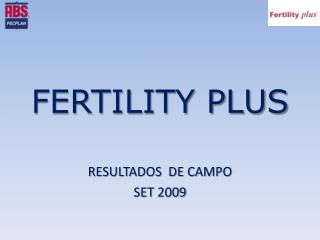FERTILITY PLUS