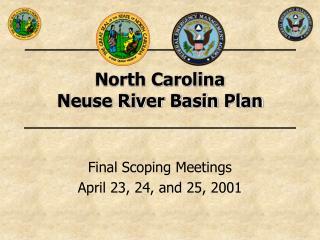 North Carolina  Neuse River Basin Plan