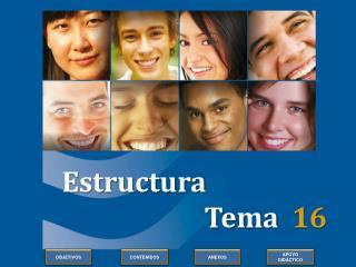 EstructuraTema   16