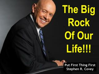 The Big Rock  Of Our Life!!!