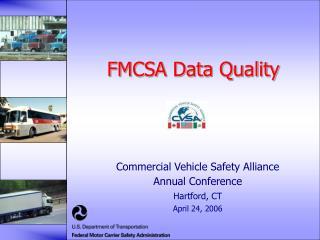 FMCSA Data Quality