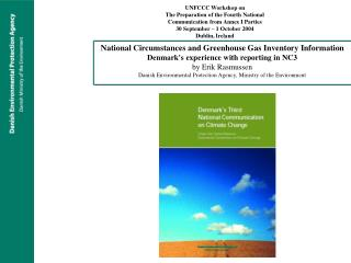 National Circumstances and Greenhouse Gas Inventory Information