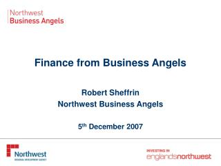Finance from Business Angels