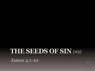 The Seeds of Sin  (#2)