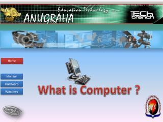 Welcome To Program Digital  Anugraha S.Pd