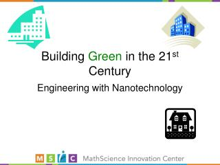 Building Green in the 21st Century