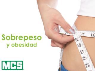 Sobrepeso y obesidad