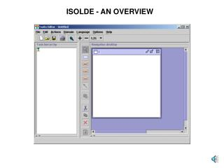 ISOLDE - AN OVERVIEW