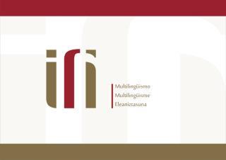 Multilingüismo Multilingüisme Eleaniztasuna