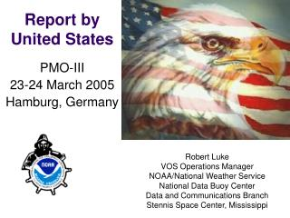 Report by United States