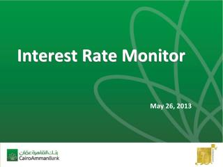 Interest Rate Monitor