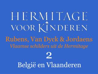 België en Vlaanderen
