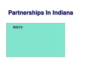 Partnerships In Indiana