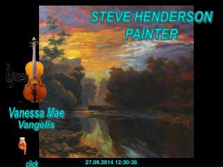 STEVE HENDERSON PAINTER