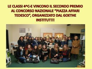 IIS MONTALE TRADATE E FABER-CASTELL: UN 'INTESA VINCENTE