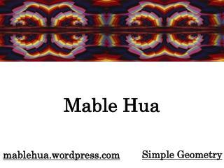 Mable Hua