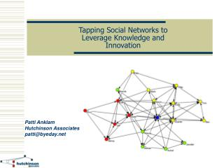 Tapping Social Networks to Leverage Knowledge and Innovation