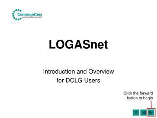 LOGASnet