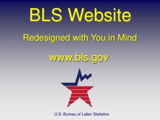 BLS Website