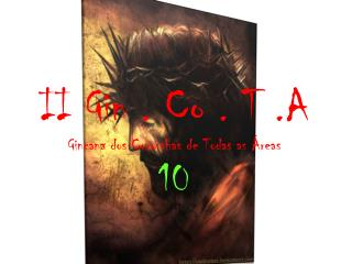 II Gin . Co . T .A Gincana dos Coroinhas de Todas as Áreas 10