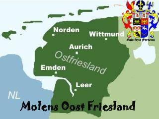Molens Oost Friesland