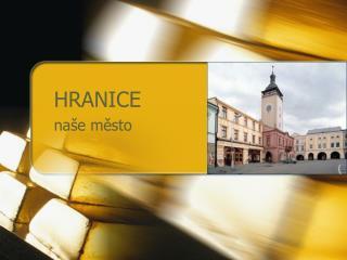 HRANICE