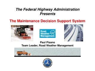The Federal Highway Administration Presents
