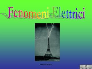 Fenomeni Elettrici