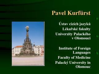 Pavel Kurfürst