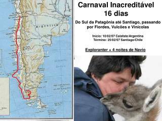 Carnaval Inacredit vel  16 dias