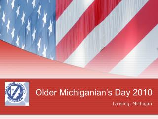 Older Michiganian's Day 2010