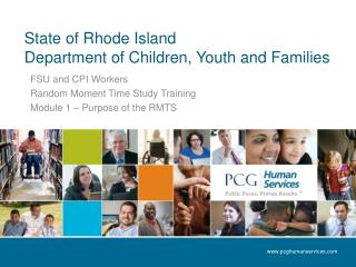 State of Rhode Island Department of Children, Youth and Families