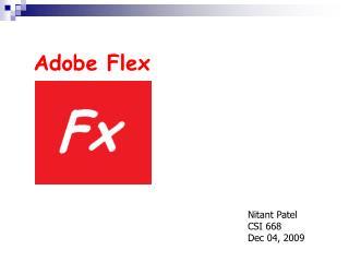 Adobe Flex