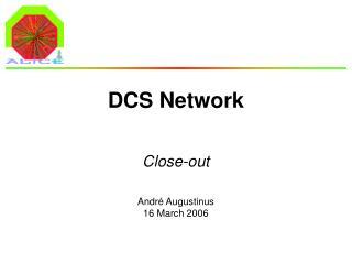 DCS Network