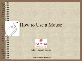 How to Use a Mouse