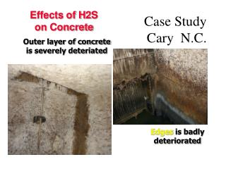 Case Study         Cary  N.C.