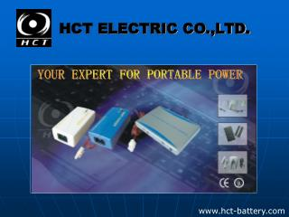 HCT ELECTRIC CO.,LTD.