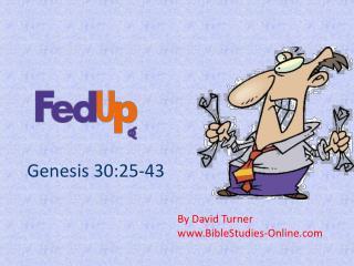 Genesis 30:25-43