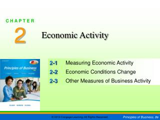 2-1 	Measuring Economic Activity 2-2 	Economic Conditions Change