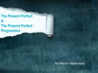 By  Maram Alabdulaaly